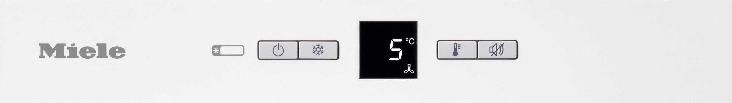 Einbau-Kühlschrank mit Gefrierfach L